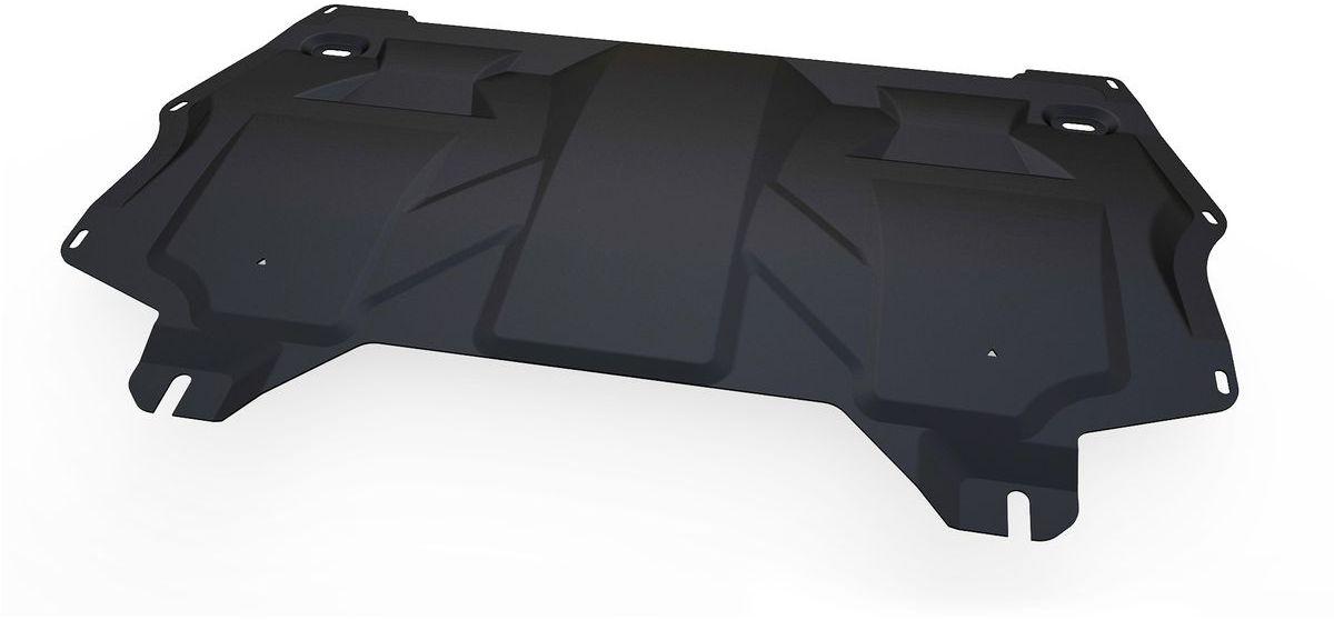 Защита картера и КПП Автоброня, для Audi/Seat/Skoda/VWRC-100BWCТехнологически совершенный продукт за невысокую стоимость.Защита разработана с учетом особенностей днища автомобиля, что позволяет сохранить дорожный просвет с минимальным изменением.Защита устанавливается в штатные места кузова автомобиля. Глубокий штамп обеспечивает до двух раз больше жесткости в сравнении с обычной защитой той же толщины. Проштампованные ребра жесткости препятствуют деформации защиты при ударах.Тепловой зазор и вентиляционные отверстия обеспечивают сохранение температурного режима двигателя в норме. Скрытый крепеж предотвращает срыв крепежных элементов при наезде на препятствие.Шумопоглощающие резиновые элементы обеспечивают комфортную езду без вибраций и скрежета металла, а съемные лючки для слива масла и замены фильтра - экономию средств и время.Конструкция изделия не влияет на пассивную безопасность автомобиля (при ударе защита не воздействует на деформационные зоны кузова). Со штатным крепежом. В комплекте инструкция по установке.Толщина стали: 2 мм.