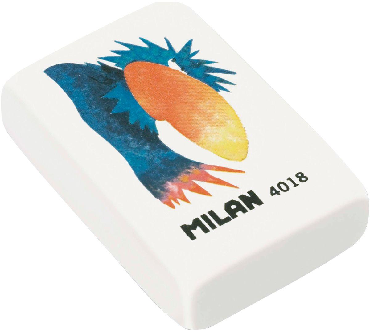 Milan Ластик 4018ЛС-50-527Фирменный дизайн ластика от Milan в классической форме с изображением веселых анимационных персонажей. Великолепное абсорбирующее свойства, бережное отношение к поверхности бумаги.Уважаемые клиенты! Обращаем ваше внимание, что картинки на товаре могут изменяться в зависимости от поступления на склад.
