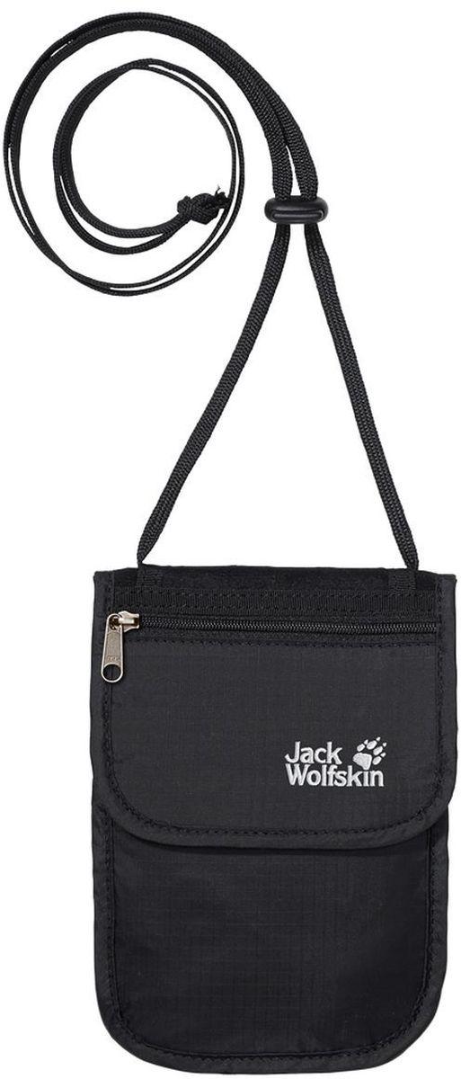 Сумка городская Jack Wolfskin Passport Breast Pouch, цвет: черный. 84210-600BM8434-58AEАксессуар-трансформер Piccadilly от Jack Wolfskin может быть использован как сумка и как городской рюкзак. Модель выполнена из сверхпрочного текстиля. У модели лямки трансформируются в плечевой ремень, одно отделение на молнии, двойной внешний карман, боковой карман.