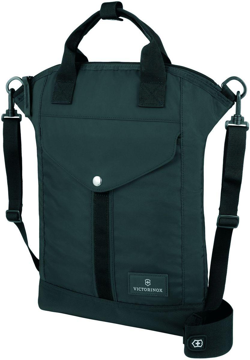 Сумка наплечная Victorinox  Altmont 3.0 Slimline Tote , цвет: темно-зеленый, 7 л - Дорожные сумки