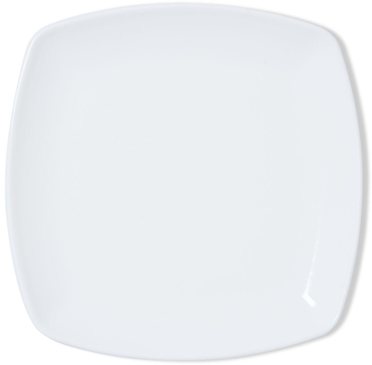 Тарелка десертная Dosh l Home Adara, квадратная, 20 x 20 смVT-1520(SR)Элегантная тарелка Dosh l Home Adara для стильной сервировки блюд и закусок. Изготовлена из высококачественного силикона белоснежного цвета. Силикон не впитывает запах и вкус продуктов, устойчив к царапинам. Подходит для микроволновой печи, холодильника. Можно мыть в посудомоечной машине. Мыть обычными моющими средствами, не использовать агрессивные вещества, металлические мочалки, острые предметы.