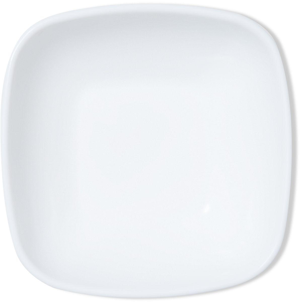 Миска Dosh l Home ADARA квадратная, цвет: белый, диаметр 15 смVT-1520(SR)Элегантная миска Dosh l Home ADARA отлично подходит для стильной сервировки блюд и закусок. Изготовлена из высококачественного силикона белоснежного цвета. Силикон не впитывает запах и вкус продуктов, устойчив к царапинам.Подходит для микроволновой печи, холодильника. Можно мыть в посудомоечной машине.Мыть обычными моющими средствами, не использовать агрессивные вещества, металлические мочалки, острые предметы и т.д..Диаметр: 15 см.
