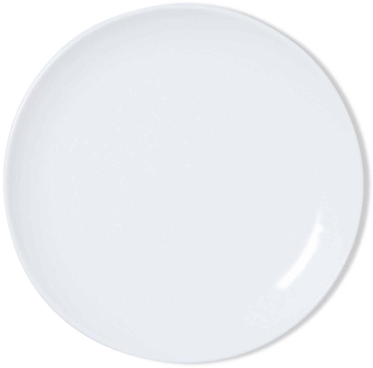Тарелка мелкая Dosh l Home Adara, 25 см400204Элегантная тарелка Dosh l Home Adara для стильной сервировки блюд и закусок. Изготовлена из высококачественного силикона белоснежного цвета. Силикон не впитывает запах и вкус продуктов, устойчив к царапинам. Подходит для микроволновой печи, холодильника. Можно мыть в посудомоечной машине. Мыть обычными моющими средствами, не использовать агрессивные вещества, металлические мочалки, острые предметы.