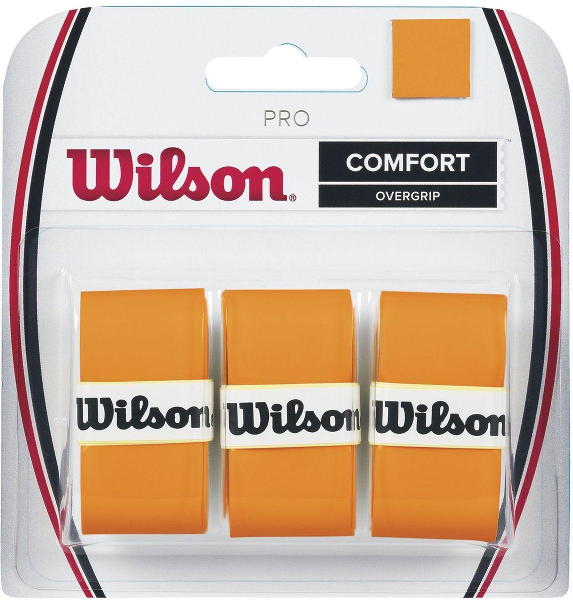 Обмотка Wilson Pro Overgrip BurnWRA523700Новинка! Самый популярный овергрипп в мире теперь и в цветах СЕМЕЙСТВА BURN. Сделает Ваш день и окрасит Вашу любимую ракетку в новые яркие тона!