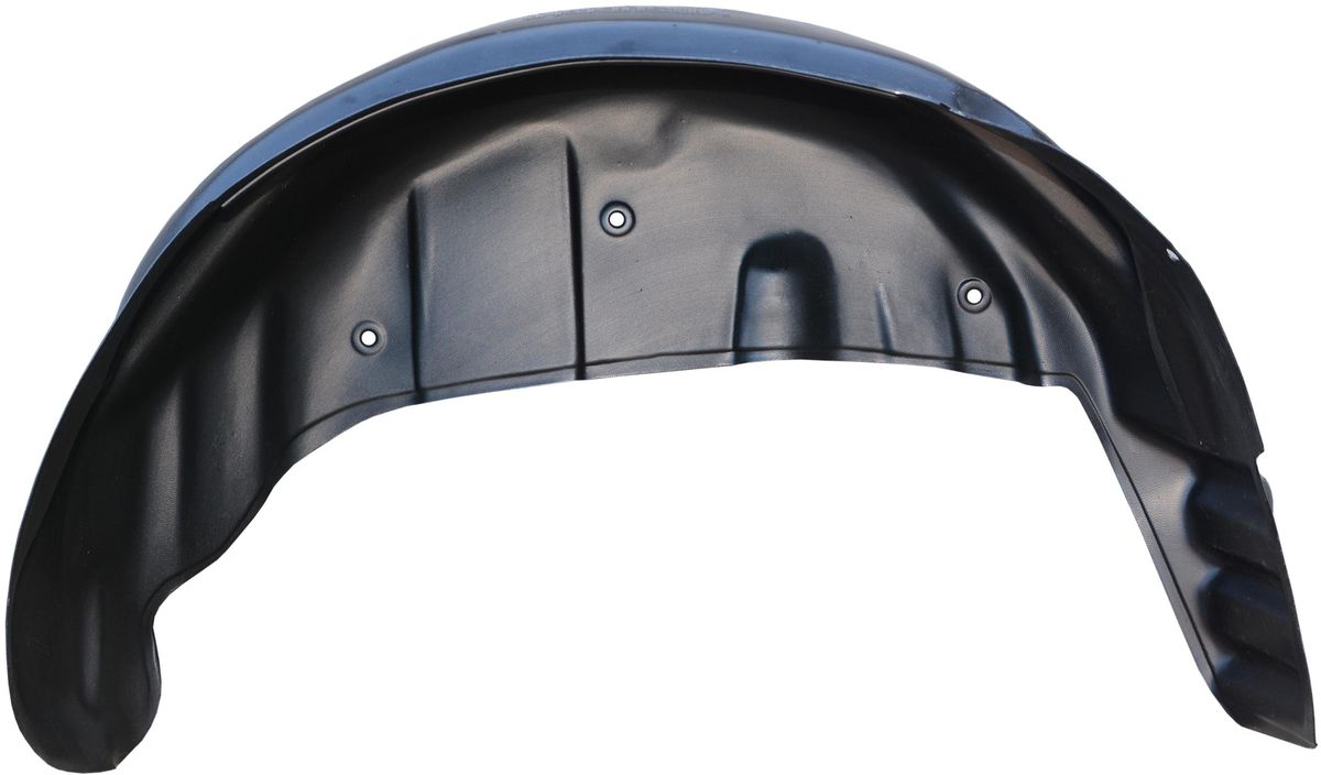 Подкрылок Rival, для Hyundai Tucson, 2015 -> (задний правый)CLP446Подкрылки надежно защищают кузовные элементы от негативного воздействия пескоструйного эффекта, препятствуют коррозии и способствуют дополнительной шумоизоляции. Полностью повторяет контур колесной арки вашего автомобиля.- Изготовлены из ударопрочного материала, защищенного от истирания.- Оригинальность конструкции подчеркивает элегантность автомобиля, бережно защищает нанесенное на днище кузова антикоррозийное покрытие и позволяет осуществить крепление подкрылков внутри колесной арки практически без дополнительного крепежа и сверления, не нарушая при этом лакокрасочного покрытия, что предотвращает возникновение новых очагов коррозии.- Низкая теплопроводность защищает арки от налипания снега в зимний период.- Высококачественное сырье сохраняет физические свойства при температуре от - 45 до + 45 градусов по Цельсию.- В зимний период эксплуатации использование пластиковых подкрылков позволяет лучше защитить колесные ниши от налипания снега и образования наледи.- В комплекте инструкция по установке.Уважаемые клиенты!Обращаем ваше внимание, что подкрылок имеет форму, соответствующую модели данного автомобиля. Фото служит для визуального восприятия товара.