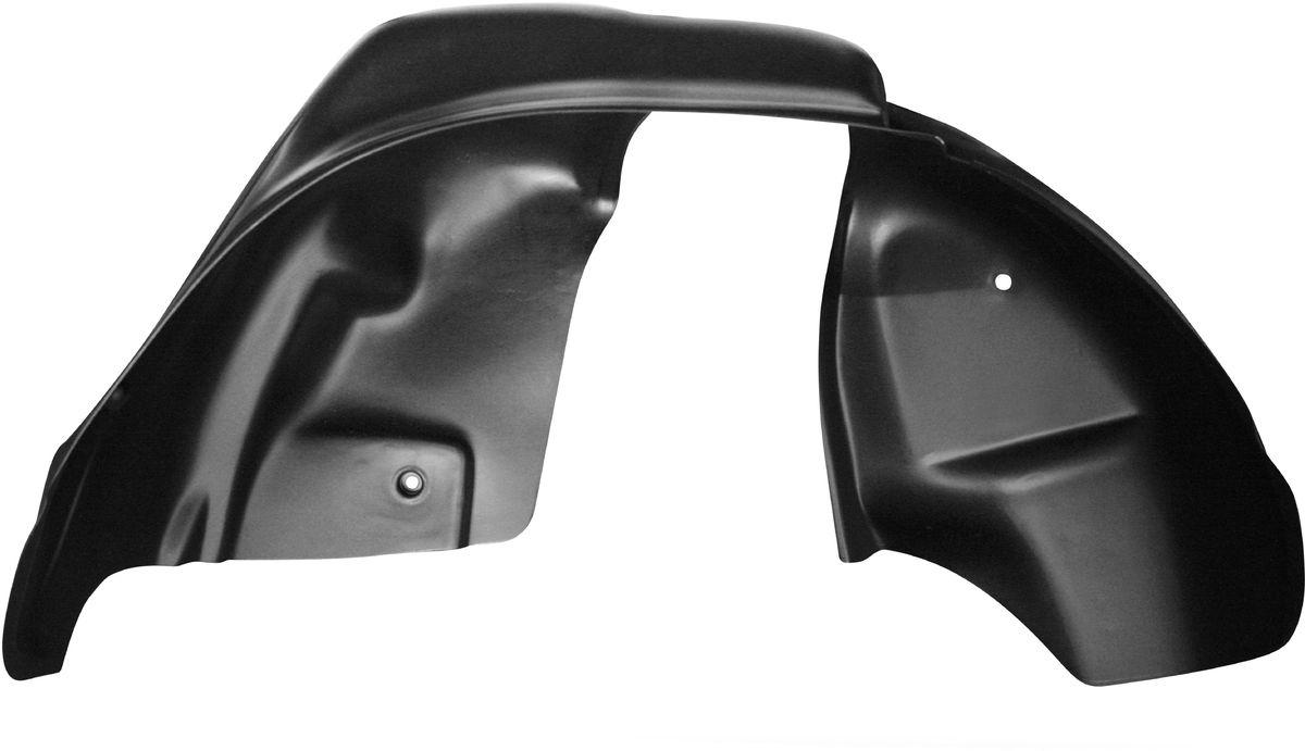 Подкрылок Rival, для Renault Duster 2WD, 2011-2015, 2015 -> (задний левый)IRK-503Подкрылки Rival надежно защищают кузовные элементы от негативного воздействия пескоструйного эффекта, препятствуют коррозии и способствуют дополнительной шумоизоляции. Полностью повторяет контур колесной арки вашего автомобиля.- Подкрылок изготовлен из ударопрочного материала, защищенного от истирания.- Оригинальность конструкции подчеркивает элегантность автомобиля, бережно защищает нанесенное на днище кузова антикоррозийное покрытие и позволяет осуществить крепление подкрылков внутри колесной арки практически без дополнительного крепежа и сверления, не нарушая при этом лакокрасочного покрытия, что предотвращает возникновение новых очагов коррозии.- Низкая теплопроводность защищает арки от налипания снега в зимний период.- Высококачественное сырье сохраняет физические свойства при температуре от - 45°С до + 45°С. - В зимний период эксплуатации использование пластиковых подкрылков позволяет лучше защитить колесные ниши от налипания снега и образования наледи.- В комплекте инструкция по установке.Уважаемые клиенты!Обращаем ваше внимание, что подкрылок имеет форму, соответствующую модели данного автомобиля. Фото служит для визуального восприятия товара.