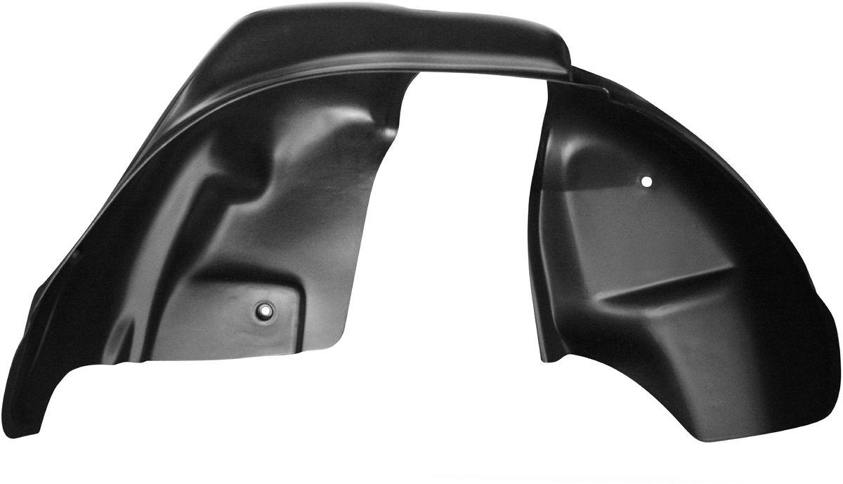 Подкрылок Rival, для Renault Duster 4WD, 2011-2015, 2015 -> (задний левый)80621Подкрылки надежно защищают кузовные элементы от негативного воздействия пескоструйного эффекта, препятствуют коррозии и способствуют дополнительной шумоизоляции. Полностью повторяет контур колесной арки вашего автомобиля.- Изготовлены из ударопрочного материала, защищенного от истирания.- Оригинальность конструкции подчеркивает элегантность автомобиля, бережно защищает нанесенное на днище кузова антикоррозийное покрытие и позволяет осуществить крепление подкрылков внутри колесной арки практически без дополнительного крепежа и сверления, не нарушая при этом лакокрасочного покрытия, что предотвращает возникновение новых очагов коррозии.- Низкая теплопроводность защищает арки от налипания снега в зимний период.- Высококачественное сырье сохраняет физические свойства при температуре от - 45 до + 45 градусов по Цельсию.- В зимний период эксплуатации использование пластиковых подкрылков позволяет лучше защитить колесные ниши от налипания снега и образования наледи.- В комплекте инструкция по установке.Уважаемые клиенты!Обращаем ваше внимание, что подкрылок имеет форму, соответствующую модели данного автомобиля. Фото служит для визуального восприятия товара.