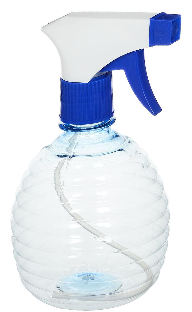 Опрыскиватель InGreen, цвет: прозрачный, синий, 500 мл790009Легкий яркий опрыскиватель InGreen, изготовленный из прочного пластика, поможет вам в опрыскивании цветочных клумб, а так же при уходе за вашими комнатными растениями. Каждый любитель цветов знает, что для ухода за растениями нужен опрыскиватель, который является источником влаги для растения, так как известно, существуют цветы, которые нельзя поливать обычным способом.Тип разбрызгивания: от направленной струи до мелкодисперсного тумана. Объем опрыскивателя: 500 мл.