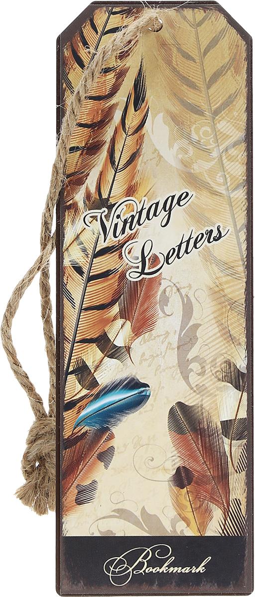 Magic Home Закладка декоративная для книг Винтаж -  Закладки для книг