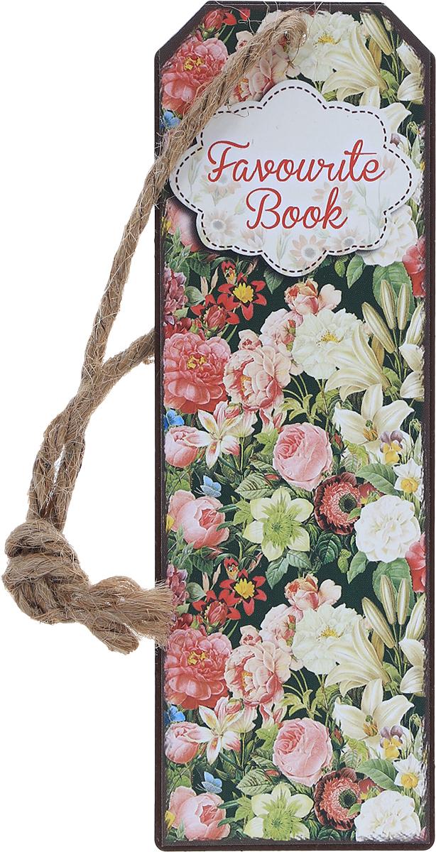 Magic HomeЗакладка декоративная для книг Райский сад Magic Home