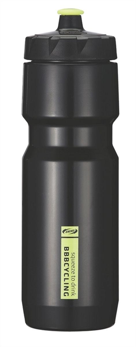 Бутылка для воды BBB CompTank, велосипедная, цвет: черный, желтый, 750 млMW-1462-01-SR серебристыйБутылка для воды BBB CompTank изготовлена из высококачественного полипропилена, безопасного для здоровья. Закручивающаяся крышка с герметичным клапаном для питья обеспечивает защиту от проливания. Оптимальный объем бутылки позволяет взять небольшую порцию напитка. Она легко помещается в сумке или рюкзаке и всегда будет под рукой. Такая идеальная бутылка небольшого размера, но отличной вместимости наполняет оптимизмом, даря заряд позитива и хорошего настроения. Бутылка для воды BBB - отличное решение для прогулки, пикника, автомобильной поездки, занятий спортом и фитнесом.