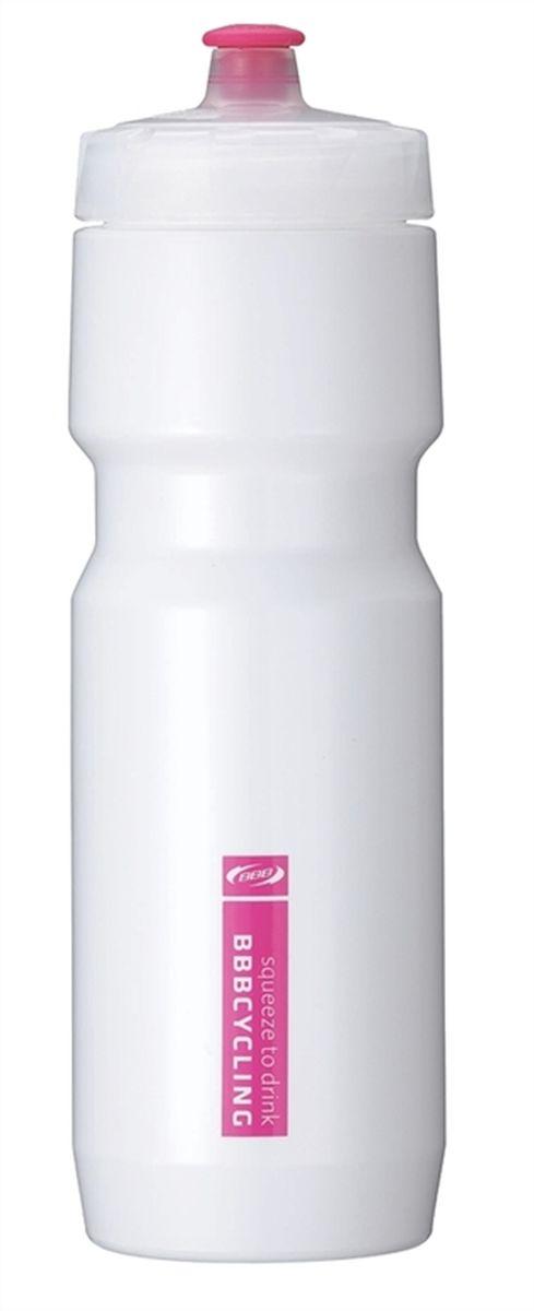Бутылка для воды BBB CompTank, велосипедная, цвет: белый, красный, 750 мл162CБутылка для воды BBB CompTank изготовлена из высококачественного полипропилена, безопасного для здоровья. Закручивающаяся крышка с герметичным клапаном для питья обеспечивает защиту от проливания. Оптимальный объем бутылки позволяет взять небольшую порцию напитка. Она легко помещается в сумке или рюкзаке и всегда будет под рукой. Такая идеальная бутылка небольшого размера, но отличной вместимости наполняет оптимизмом, даря заряд позитива и хорошего настроения. Бутылка для воды BBB - отличное решение для прогулки, пикника, автомобильной поездки, занятий спортом и фитнесом.