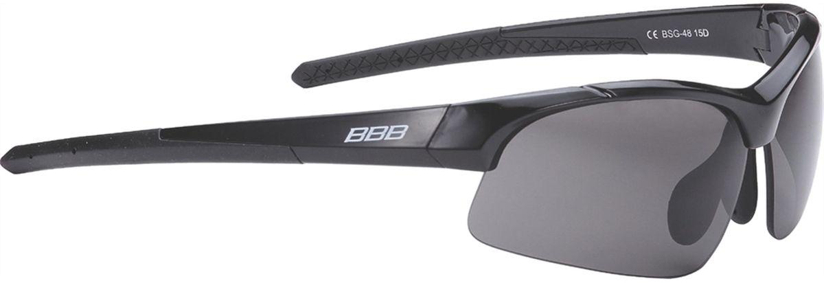 Очки солнцезащитные BBB Impress Small PC Smoke Lenses, цвет: черныйBSG-48BBB Impress Small PC Smoke Lenses - это специальная версия очков для людей с меньшим размером головы. Спортивные очки современного стиля в легкой оправе. Сменные линзы выполнены из поликарбоната. Форма линз обеспечивает защиту от солнца, пыли и ветра.Особенности:100% защита от ультрафиолета.Поликарбонатная оправа с регулируемой переносицей.Мешочек для хранения в комплекте.Дополнительные линзы в комплекте: желтая и прозрачная.
