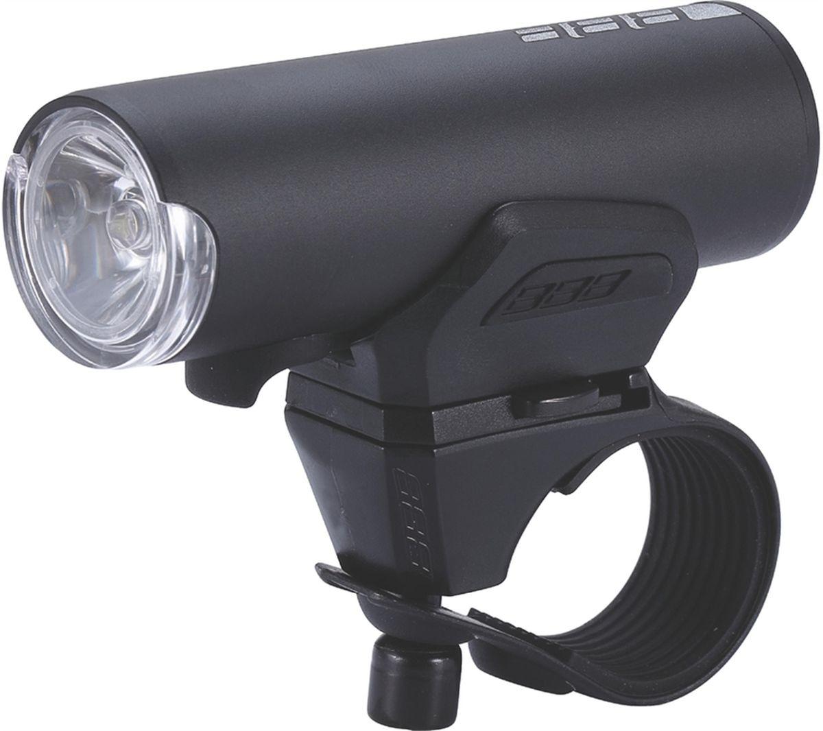 Фонарь велосипедный BBB Scout 200 Lumen LED, передний, цвет: серый, черныйRivaCase 8460 blackBBB Scout 200 Lumen LED - это идеальный товарищ для вашего городского или туристического велосипеда. Он очень компактный и легкий, с мощным световым потоком и четырьмя режимами работы. Этот фонарь можно устанавливать как на руль, так и на шлем.Особенности:Мощный светодиод XPG CREE LED со световым потоком 200 Лм.Быстро и просто заряжается от USB.Индикатор заряда батареи.Водонепроницаемый.Алюминиевый корпус.Литий-полимерный аккумулятор (1000 mAh, 3,7V).4 режима: яркий, стандартный, экономичный и мигающий.В комплекте крепление на руль TightFix.В комплекте кабель micro USB.