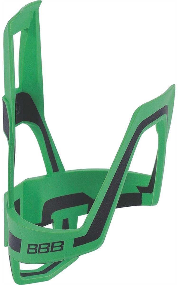 Флягодержатель велосипедный BBB DualCage, цвет: зеленый, черныйBBC-39Благодаря флягодержателю BBB DualCage теперь вы можете устанавливать флягу слева, справа или сверху. Выполнен из высококачественного композитного материала. Надежное крепление фляги благодаря гибкой конструкции.