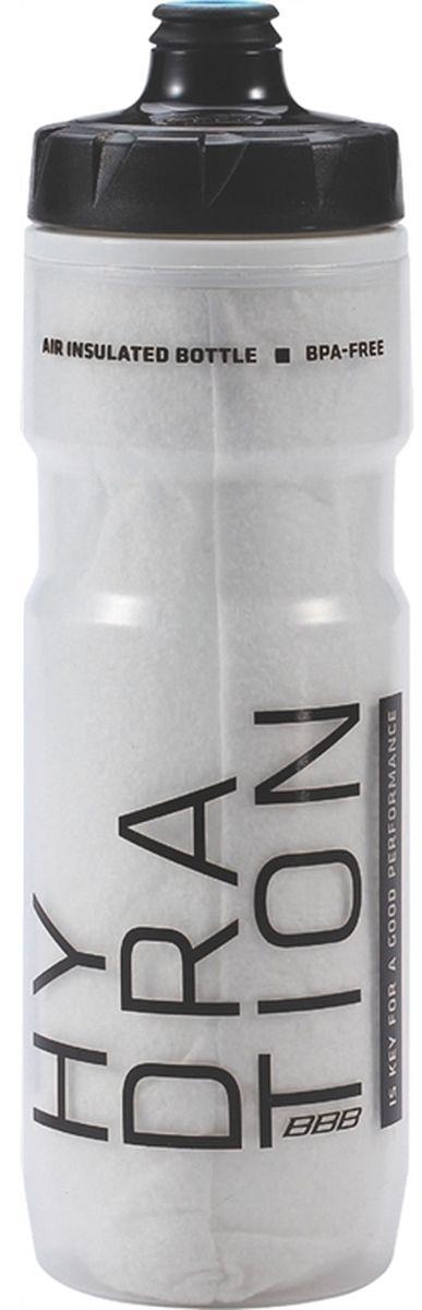 Фляга велосипедная BBB ThermoTank AC, цвет: белый, 500 млASS-02 S/MТермофляга BBB ThermoTank AC с двойными стенками и теплоизоляцией из материала 3M сохраняет напиток прохладным вдвое дольше стандартной фляги. Также дольше удерживает температуру горячих напитков. Не содержит вредных примесей-BPA Специальный клапан AutoClose всегда открыт, но на велосипеде закрыт. Из фляги легко пить, жидкость не проливается при установке на велосипед. Можно заблокировать клапан при необходимости. Широкое горлышко обеспечивает легкую чистку и наполнениеМожно мыть в посудомоечной машине.