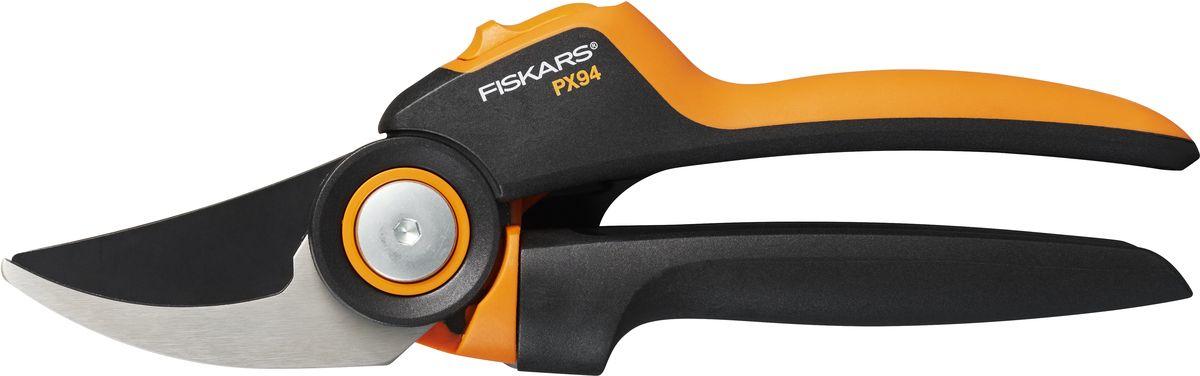 Секатор плоскостной Fiskars PowerGear L PX94 плоскостной секатор smartfit fiskars 111610
