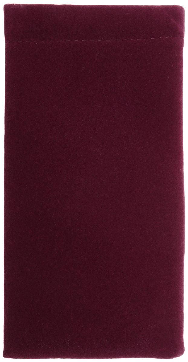 Футляр для очков Proffi Home Fabia Monti, цвет: бордовый. PH6736BM8434-58AEФутляр для очков Proffi Home Fabia Monti выполнен из экокожи и сочетает в себе две основные функции: он защищает очки от механического воздействия и служит стильным аксессуаром, играющим эстетическую роль. Закрывается изделие при помощи магнитного замка.