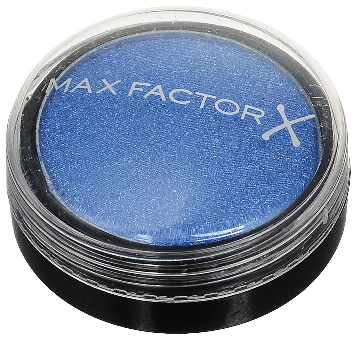Max Factor Тени Одноцветные Wild Shadow Pots Eyeshadow 45 тон sapphire rage 2 грPMB 0805Приготовься к диким экспериментам с цветом! Эти высокопигментные тени подарят тебе по-настоящему ошеломительный взгляд. - Высокопигментный цвет •16 ошеломительных насыщенных оттенков •Наноси влажной кисточкой для более интенсивного цвета •Легко растушевываются и смешиваются. Бесконечный простор для экспериментов!Протестировано офтальмологами и дерматологами. Подходит для чувствительных глаз и тех, кто носит контактные линзы.1. Нанеси немного теней на кисть руки специальной кисточкой перед тем как начать. 2. Всегда наноси тени понемногу и растушевывай очень тщательно. 3. Наноси светлый оттенок от ресниц до бровей, средний - на сгиб и внешний уголок глаза. 4. Для более интенсивного цвета немного улажни кисточку.