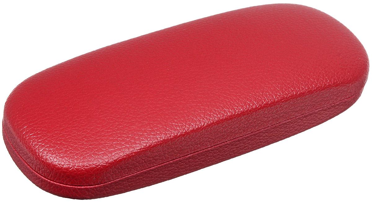 Proffi Home Футляр для очков Fabia Monti, овальный, цвет: красныйPH6741Футляр для очков сочетает в себе две основные функции: он защищает очки от механического воздействия и служит стильным аксессуаром, играющим эстетическую роль.
