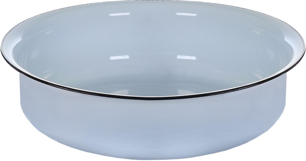 Таз Эмаль, 12 л. 02-3024NN-604-LS-BUТаз Эмаль изготовлен из высококачественной стали с эмалированным покрытием. Применяется во время стирки или для хранения различных вещей.Диаметр (по верхнему краю): 45 см.Высота стенки: 13 см.
