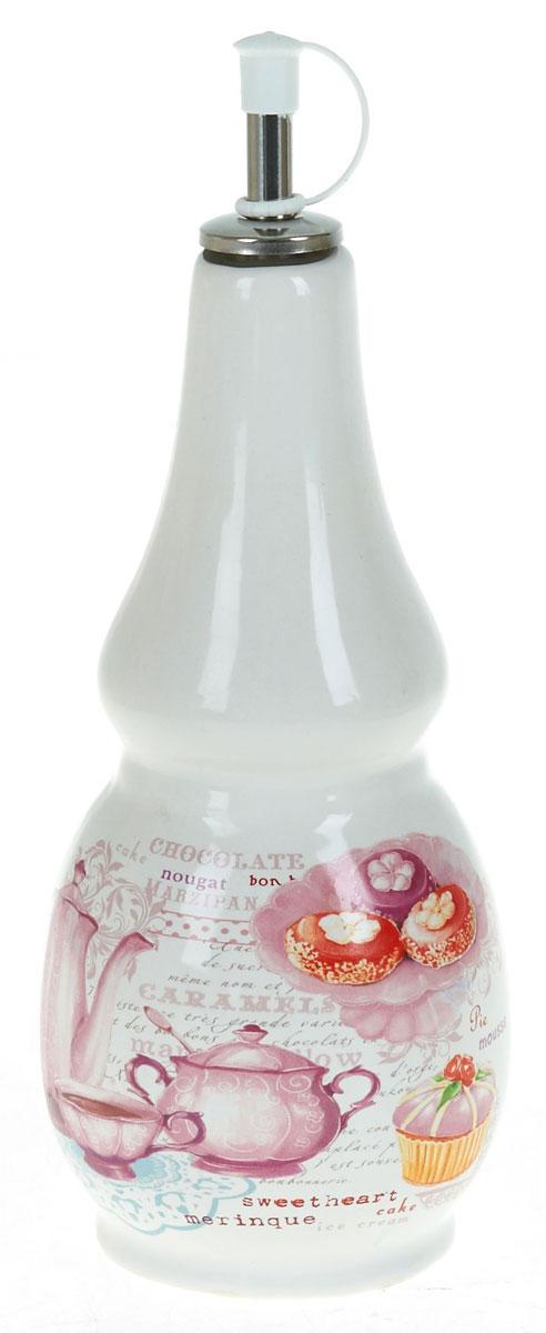 Бутылка для масла Polystar Бисквит, 550 млВетерок 2ГФБутылка для масла, выполненная из доломита, предназначена для хранения масла или уксуса. Горлышко оснащено металлической крышкой с силиконовым уплотнителем. Вы нальете ровно столько масла, сколько нужно, не уронив ни одной лишней капли, ведь крышка с носиком снабжена специальным клапаном. Стенки бутылки светонепроницаемые, поэтому ее можно хранить в открытом шкафу, не волнуясь, что ваше лучшее оливковое масло потеряет вкус и аромат.Можно использовать в микроволновой печи и мыть в посудомоечной машине.