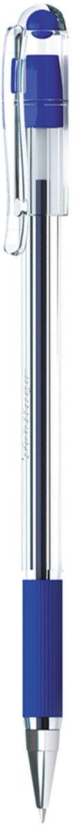 Berlingo Ручка шариковая Mega Soft синяя0775B001Шариковая ручка Berlingo Mega Soft с синими чернилами. Пишущий узел с шариком 0,5 мм обеспечивает качественное и аккуратное письмо. Масляные чернила наносятся мягко и ровно. Ручку Mega Soft не надо расписывать - ощутите легкость письма с первого касания. Утолщенный мягкий резиновый грип не деформируется и делает использование ручки еще более комфортным.