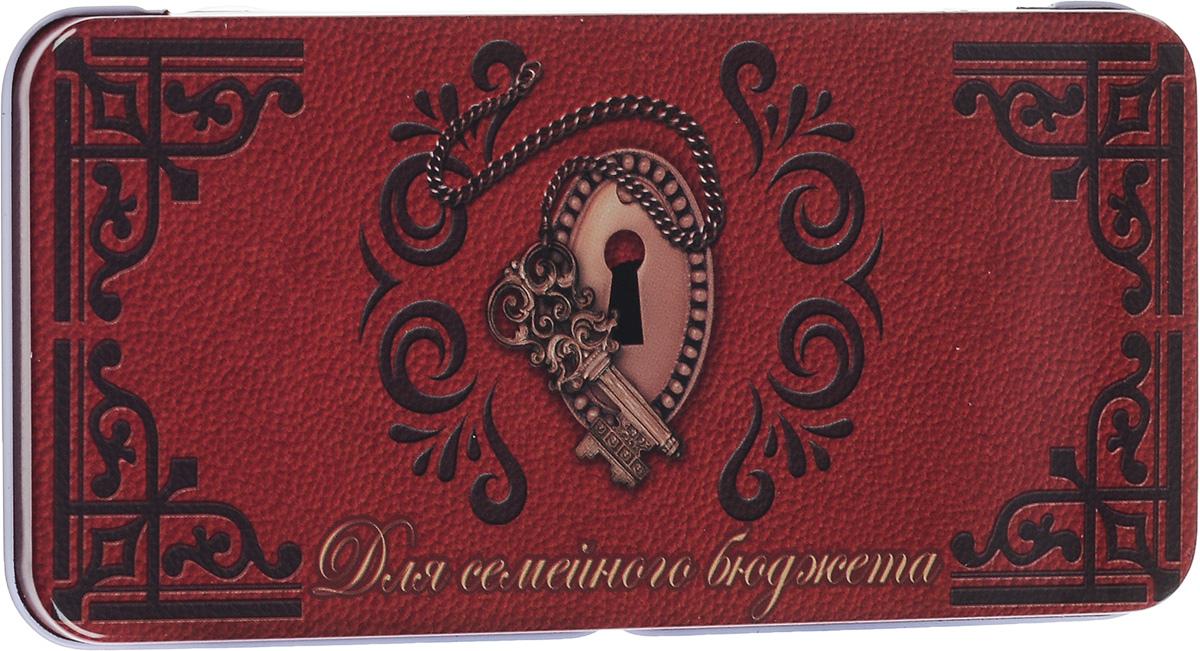 Коробка подарочная Феникс-Презент Замочная скважина, 16,6 х 7,6 х 1 см