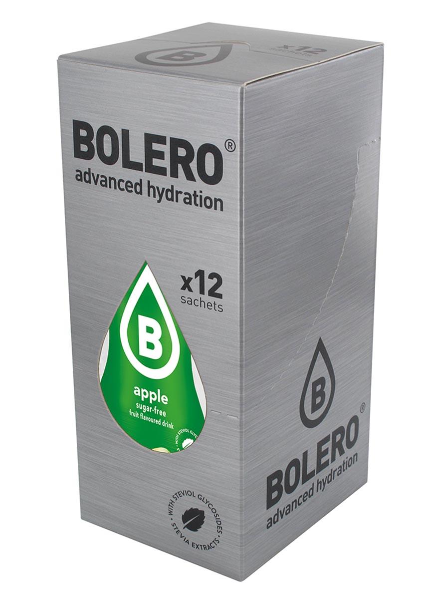 Напиток быстрорастворимый Bolero Aplle / Яблоко, 9 г х 12 штЦБ-00003117Быстрорастворимый напиток предназначен для спортсменов, в период интенсивных тренировок в дополнение к основному рациону в соответствии с программой, разработанной для данных видов спорта. Каждый пакетик (9 г) рассчитан на приготовление 1,5-2 литра сока. Их также очень удобно носить с собой. Состав: без добавления ГМО. Не содержит глютен, без сахара. -Лимонная кислота, яблочная кислота, мальтодекстрин; - ароматические и вкусовые вещества; - L-аскорбиновая кислота. - натуральные ароматизаторы и подсластители: ацесульфам К, сукралоза,стевиогликозиды (экстракты стевии), регулятор кислотности: тринатрийцитрат.- разрыхлитель: трикальцийфосфат; - загустители: гуаровая камедь, гуммиарабик (аравийская камедь). Товар не является лекарственным средством. Товар не рекомендован для лиц младше 18 лет. Могут быть противопоказания и следует предварительно проконсультироваться со специалистом. Товар сертифицирован.