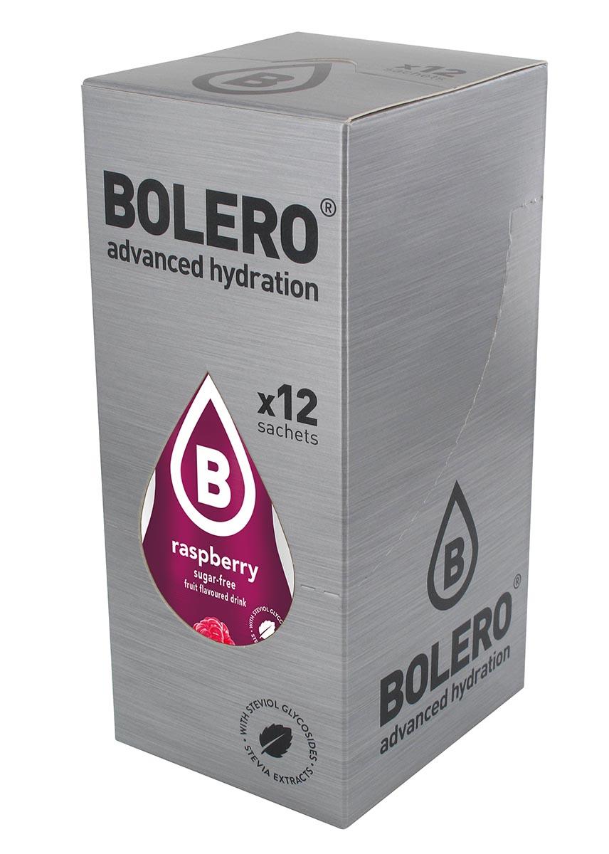 Напиток быстрорастворимый Bolero  Raspberry / Малина , 9 г х 12 шт - Изотонические напитки