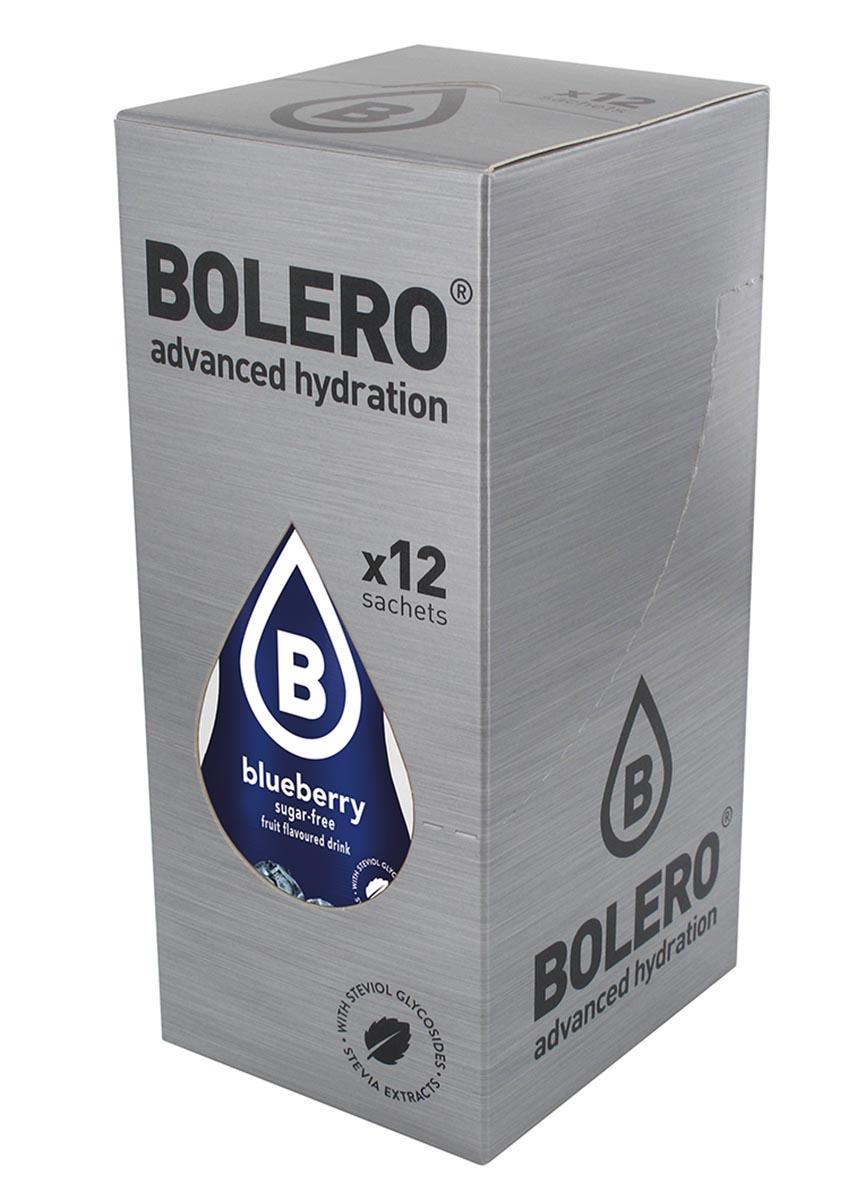 Напиток быстрорастворимый Bolero Blueberry / Черника, 9 г х 12 штЦБ-00003135Что же такое Bolero Drinks?В первую очередь это - вкусовая добавка без сахара, без глютена, без жиров и углеводов.Bolero Drinks – это мгновенные напитки, которые не содержат сахар, не содержат лактозы, не содержат консервантов, не содержат глютен, не содержат искусственных вкусовых и цветообразующих добавок!!!!!!! Каждый пакетик Bolero Drinks на Стивии весит 9 г, и его достаточно, чтобы подготовить 1,5-2 литра сока, в зависимости от вашего желания. Эти маленькие пакетики очень удобно носить с собой, и подготовка натурального напитка проста - просто добавьте в 1,5-2 литра холодной воды и размешайте. Но Bolero Drinks – это не только напитки. Это великолепное дополнение к каше, творогу и другим субстанциям. Состав: Без добавления ГМО. Не содержит Глютен, без сахара. Кислоты: лимонная кислота, яблочная кислота, мальтодекстрин; ароматические и вкусовые вещества; L-аскорбиновая кислота. Натуральные ароматизаторы и подсластители: ацесульфам К, сукралоза,стевиогликозиды (экстракты стевии), регулятор кислотности: тринатрийцитрат. Разрыхлитель: трикальцийфосфат; Загустители: гуаровая камедь, гуммиарабик (аравийская камедь).
