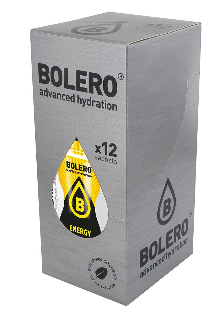 Энергетик быстрорастворимый Bolero  Energy , 9 г х 12 шт - Изотонические напитки