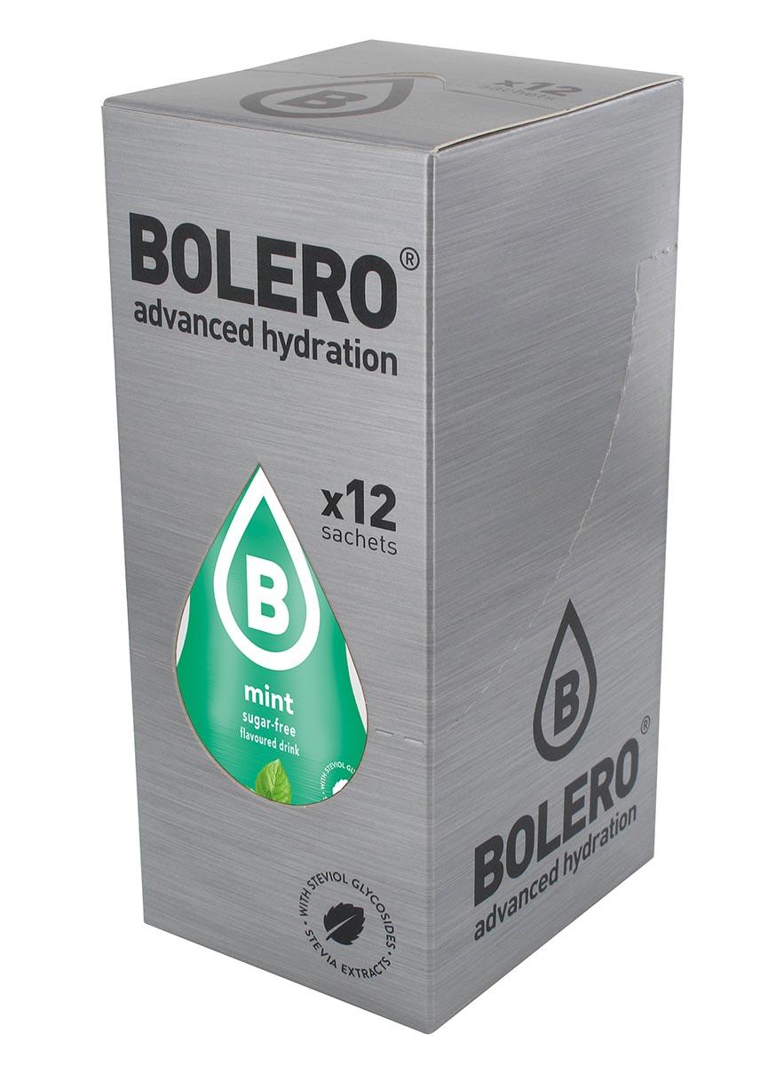 Напиток быстрорастворимый Bolero Mint / Ментоловый вкус, 9 г х 12 штWRA523700Что же такое Bolero Drinks?В первую очередь это - вкусовая добавка без сахара, без глютена, без жиров и углеводов.Bolero Drinks – это мгновенные напитки, которые не содержат сахар, не содержат лактозы, не содержат консервантов, не содержат глютен, не содержат искусственных вкусовых и цветообразующих добавок!!!!!!! Каждый пакетик Bolero Drinks на Стивии весит 9 г, и его достаточно, чтобы подготовить 1,5-2 литра сока, в зависимости от вашего желания. Эти маленькие пакетики очень удобно носить с собой, и подготовка натурального напитка проста - просто добавьте в 1,5-2 литра холодной воды и размешайте. Но Bolero Drinks – это не только напитки. Это великолепное дополнение к каше, творогу и другим субстанциям. Состав: Без добавления ГМО. Не содержит Глютен, без сахара. Кислоты: лимонная кислота, яблочная кислота, мальтодекстрин; ароматические и вкусовые вещества; L-аскорбиновая кислота. Натуральные ароматизаторы и подсластители: ацесульфам К, сукралоза,стевиогликозиды (экстракты стевии), регулятор кислотности: тринатрийцитрат. Разрыхлитель: трикальцийфосфат; Загустители: гуаровая камедь, гуммиарабик (аравийская камедь).