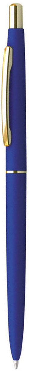 Berlingo Ручка шариковая Silk Premium цвет корпуса синий золотистыйCPs_72402Автоматическая шариковая ручка Berlingo Silk Premium с синими чернилами. Корпус ручки сделан из меди.Некоторые элементы ручки выполнены в золотистом цвете, сама же ручка имеет синий цвет. Толщина линии 0.7 мм. Ручка продается в пластиковом футляре.