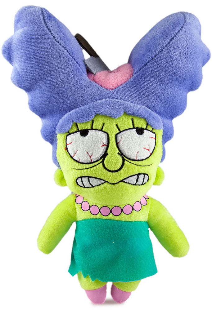 The Simpsons. Мягкая игрушка Zombie Marge