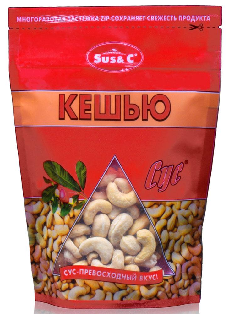 Сус кешью сушеный, 170 г0120710Доказано, что кешью не только приятен на вкус, но и полезен. Он богат белками, жирами, углеводами, витаминами (группы B, A, E, PP), микро- и макроэлементами (железо, цинк, йод, фосфор, кальций, калий, магний, натрий), которые способствуют снижению уровня холестерина в крови и нормализуют деятельность сердечно-сосудистой системы.Кешью Сус придаст вам природную силу и энергию.