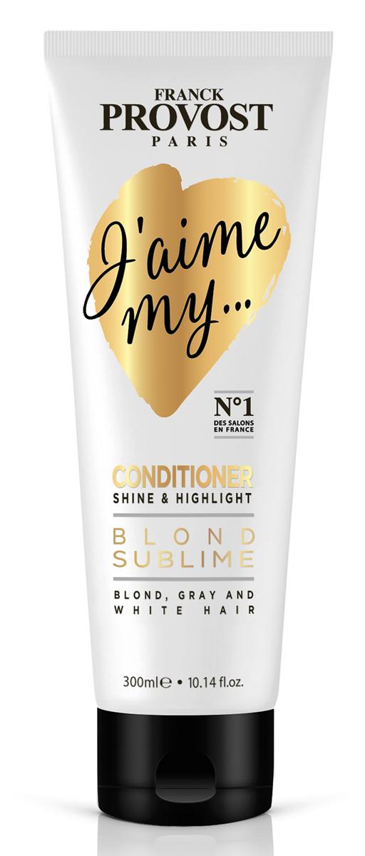 Franck Provost Кондиционер нейтрализующий желтизну и придающий блеск и сияние светлым волосам, 300 млMP59.3DКондиционер предназначен для светлых, окрашенных в светлые тона, мелированных и обесцвеченных волос. Обогащенная экстрактами винограда и зеленого чая формула нейтрализует нежелательный желтый оттенок, придавая ослепительный блеск и сияние светлым волосам.