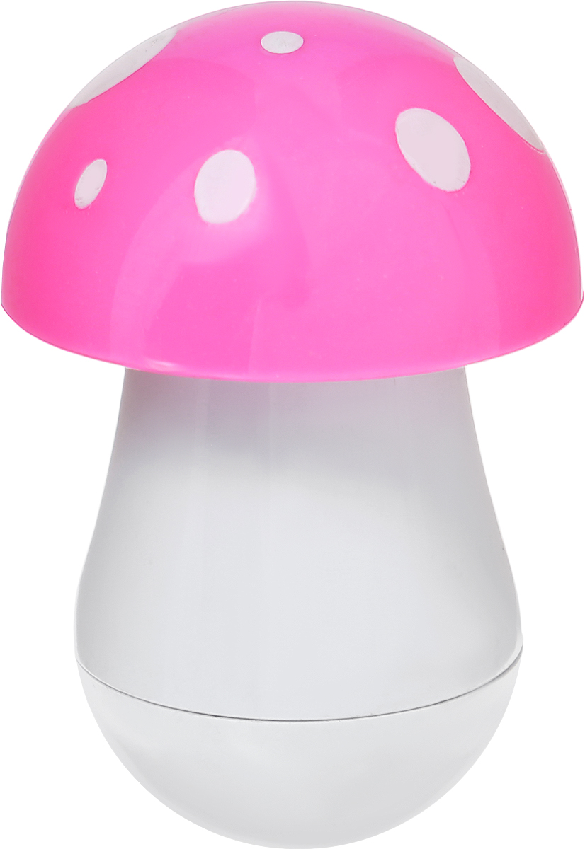 Эврика Ручка шариковая Гриб цвет шляпки розовый96546Миниатюрная ручка в виде яркого мухомора имеет телескопическое сложение, приятную округлую форму и удобный карманный формат. В собранном виде ручка может служить миниатюрным настольным сувениром.Стержень синего цвета, несменяемый.Такая ручка станет отличным подарком и незаменимым аксессуаром, она удивит и порадует любителей необычной канцелярии.