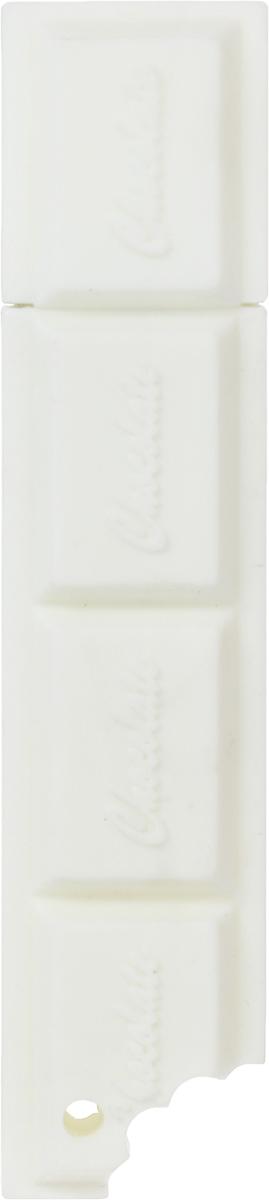 Эврика Ручка шариковая Шоколад0703415Оригинальная шариковая ручка Эврика выполнена из полимера в виде откусанной плитки белого шоколада.Такая ручка станет отличным подарком и незаменимым аксессуаром, она несомненно, удивит и порадует получателя.