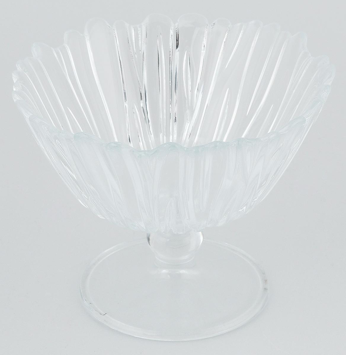 Ваза для конфет Pasabahce Aurora, высота 10,7 см115510Ваза для конфет Pasabahce Aurora изготовлена из прочного натрий-кальций-силикатного стекла. С внешней стороны изделие декорировано изысканным рельефом. Можно мыть в посудомоечной машине и использовать в микроволновой печи. Диаметр вазы (по верхнему краю): 14 см. Высота вазы: 10,7 см.