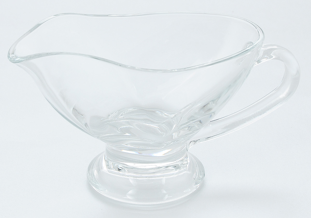 Соусник Pasabahce Basic, 250 мл115510Соусник Pasabahce Basic изготовлен из прочного натрий-кальций-силикатного стекла. Благодаря этому соуснику вы всегда сможете красиво и эстетично подать соус к столу.Изделие придется по вкусу и ценителям классики, и тем, кто предпочитает утонченность и изящность. Можно мыть в посудомоечной машине и использовать в микроволновой печи. Размер соусника (по верхнему краю): 16 х 8,8 см.