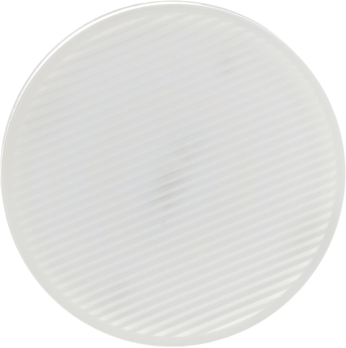Лампа светодиодная Philips Essential LED, цоколь GX53, 5,5W, 4000KRSP-202SСовременные светодиодные лампы Essential LED экономичны, имеют долгий срок службы и мгновенно загораются, заполняя комнату светом. Лампа классической формы и высокой яркости позволяет создать уютную и приятную обстановку в любой комнате вашего дома.Светодиодные лампы потребляют на 86 % меньше электроэнергии, чем обычные лампы накаливания, излучая при этом привычный и приятный свет. Срок службы светодиодной лампы Essential LED составляет до 15 000 часов, что соответствует общему сроку службы пятнадцати ламп накаливания. Благодаря чему менять лампы приходится значительно реже, что сокращает количество отходов.Напряжение: 220-240 В. Световой поток: 560 lm.Эквивалент мощности в ваттах: 40 Вт.