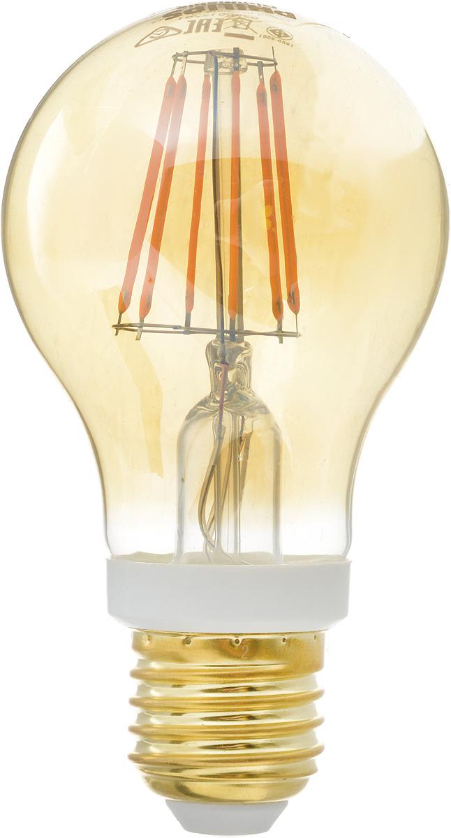 Лампа светодиодная Philips LED bulb, цоколь E27, 7,5W, 2000KRSP-202SСовременные светодиодные лампы LED bulb экономичны, имеют долгий срок службы и мгновенно загораются, заполняя комнату светом. Лампа классической формы и высокой яркости позволяет создать уютную и приятную обстановку в любой комнате вашего дома.Светодиодные лампы потребляют на 88 % меньше электроэнергии, чем обычные лампы накаливания, излучая при этом привычный и приятный теплый свет. Срок службы светодиодной лампы LED bulb составляет до 15 000 часов, что соответствует общему сроку службы пятнадцати ламп накаливания. Благодаря чему менять лампы приходится значительно реже, что сокращает количество отходов.Напряжение: 220-240 В. Световой поток: 600 lm.Эквивалент мощности в ваттах: 60 Вт.