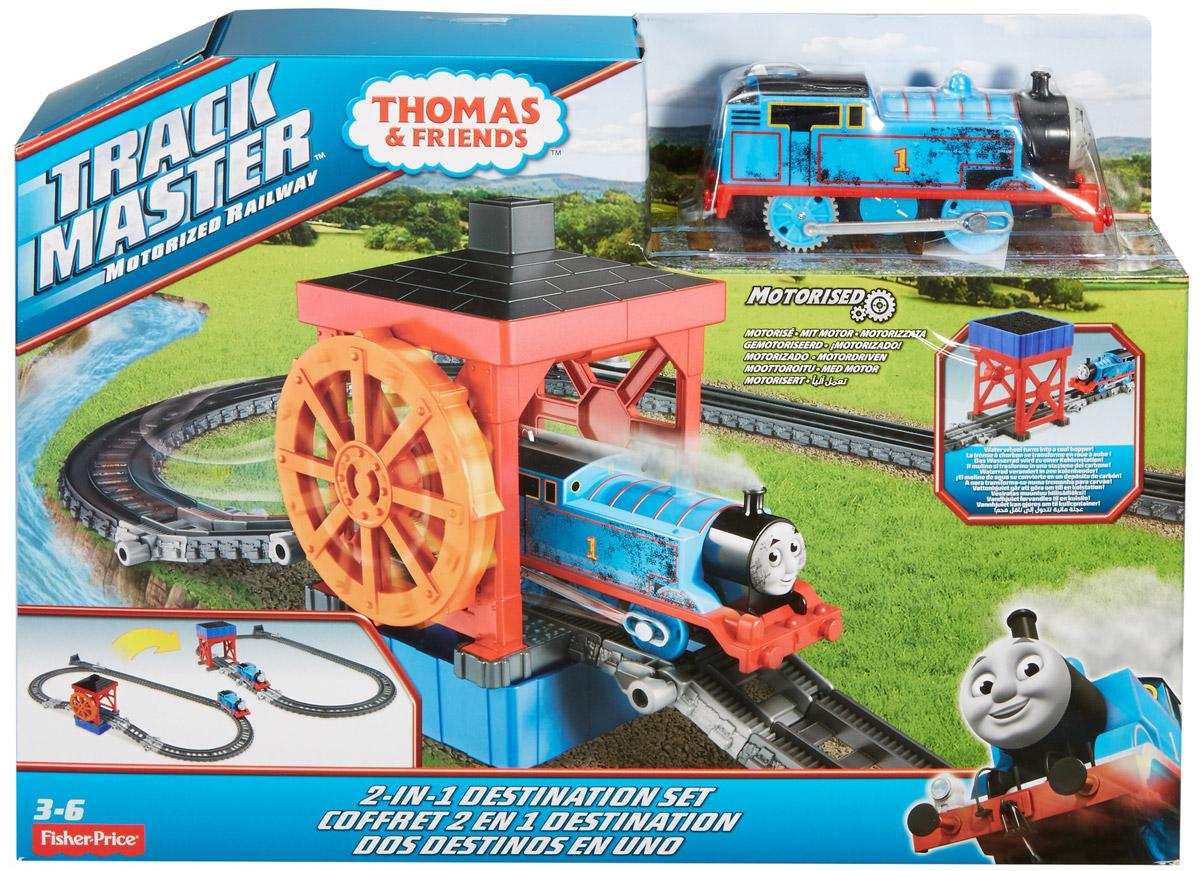 Thomas & Friends Железная дорога Набор места назначения 2 в 1 - Железные дороги