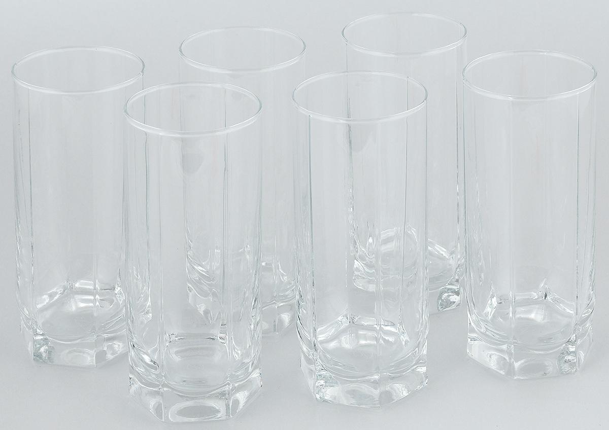 Набор стаканов для пива Pasabahce Tango, 440 мл 6 штVT-1520(SR)Набор Pasabahce состоит из шести стаканов, выполненных из прочного натрий-кальций-силикатного стекла. Стаканы, оснащенные утолщенным дном, предназначены для подачи пива. Такой набор прекрасно подойдет для любителей пенного напитка.Высота стакана: 15 см.