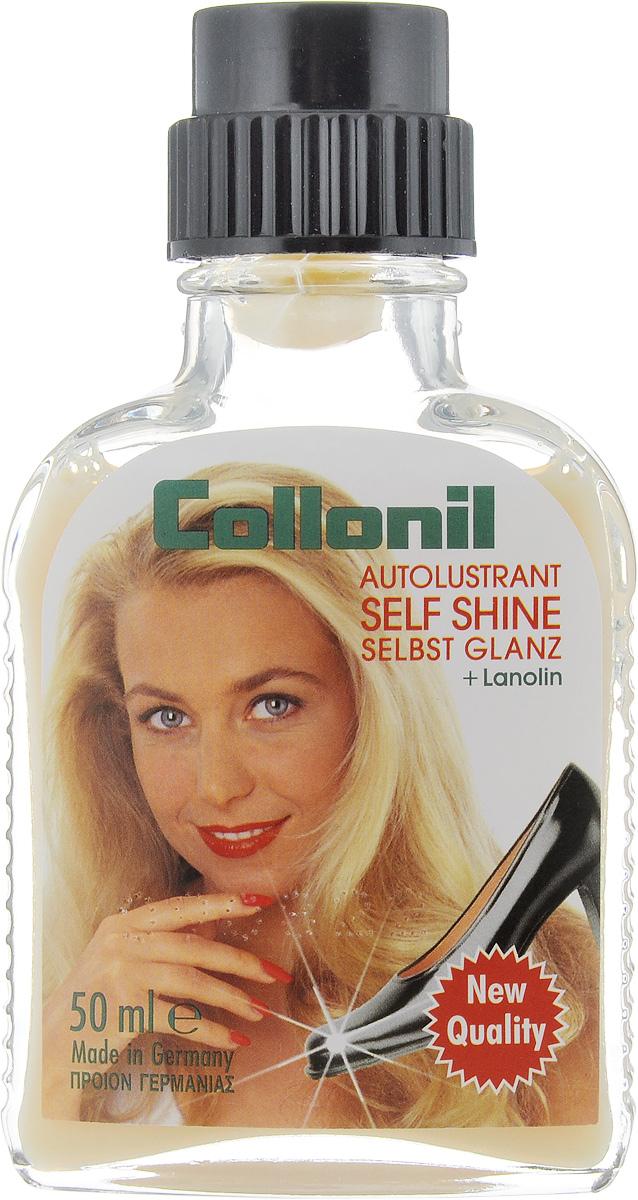 Жидкость для обуви Collonil Selbst Glanz, цвет: нейтральный, 50 млMW-3101Жидкость Collonil Selbst Glanz придает обуви сильный блеск на долгое время. Collonil Selbst Glanz экономит время и деньги (его хватает примерно на 60 применений), разработан на ваксовой основе, ухаживает за кожей за счет ланолина, устойчив по отношению к погодным изменениям.Товар сертифицирован.