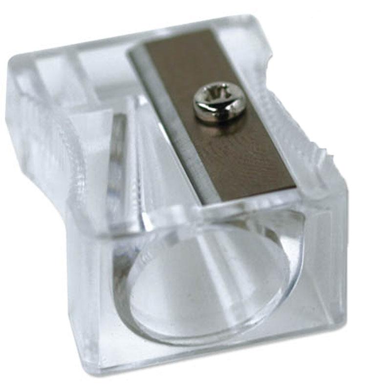 Milan Точилка 2012724020127240Пластиковая точилка MILAN. Лезвие из углеродистой стали, острое и устойчивое к повреждению. Идеально подходит для графитовых и цветных карандашей.