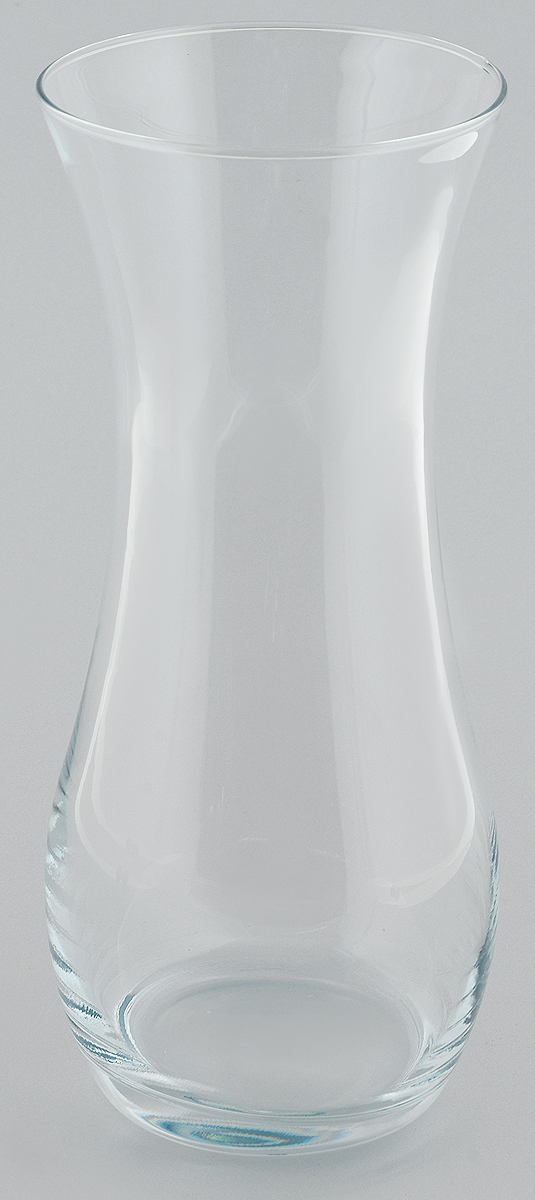 Ваза Pasabahce Flora, высота 25,5 см. 43737BJP-96/29Декоративная ваза Pasabahce Flora выполнена из высококачественного прозрачного стекла.Изделие придется по вкусу и ценителям классики, и тем, кто предпочитает утонченность и изящность. Вы можете поставить вазу в любом месте, где она будет удачно смотреться и радовать глаз. Такая ваза подойдет для декора интерьера. Кроме того - это отличный вариант подарка для ваших близких и друзей.Высота вазы: 25,5 см.