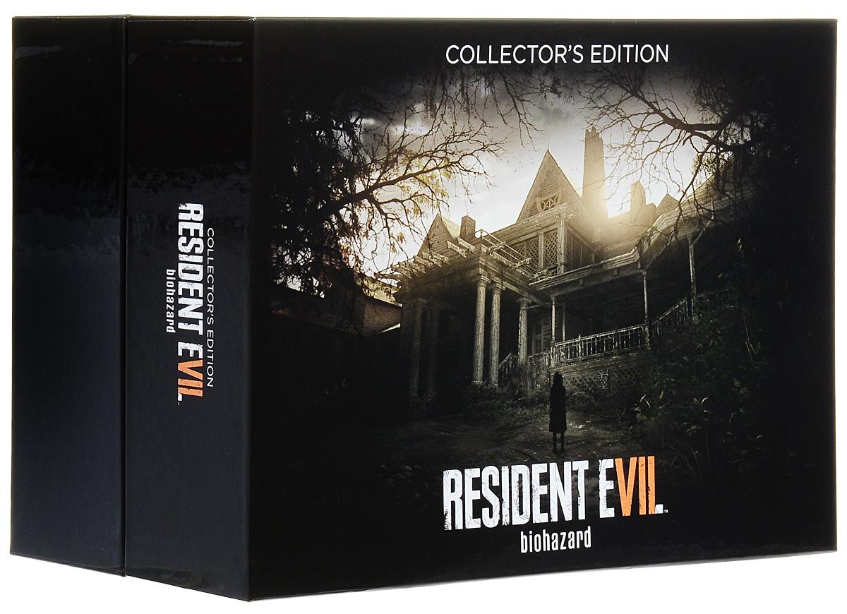 Resident Evil 7: Biohazard. Коллекционное издание (Xbox One), Capcom Entertainment Inc.