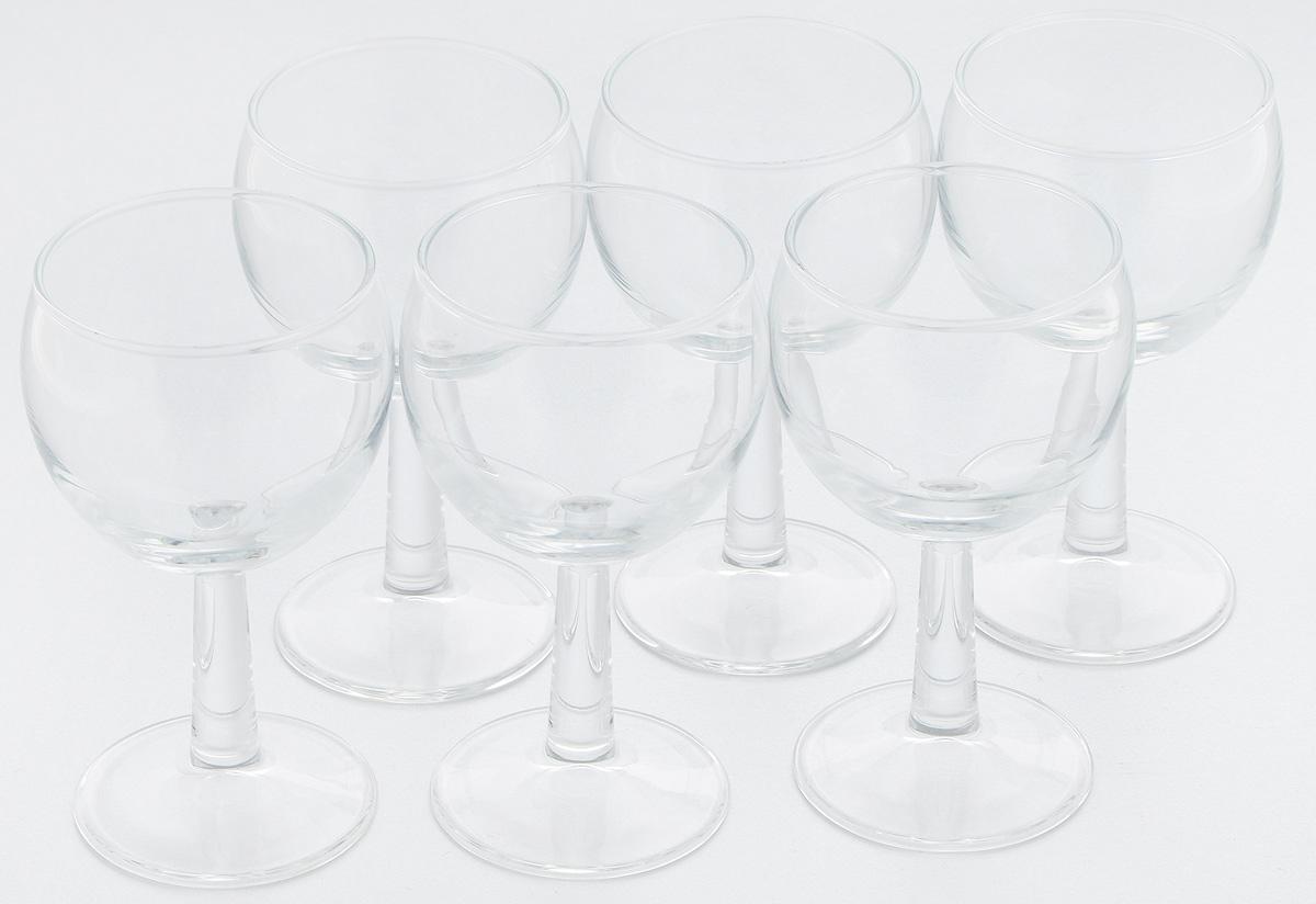 Набор бокалов для белого вина Pasabahce Banquet, 155 мл, 6 штGE01-410Набор Pasabahce Banquet состоит из шести бокалов, выполненных из прочного натрий-кальций-силикатного стекла. Бокалы, предназначенные для подачи белого вина, сочетают в себе элегантный дизайн и функциональность. Набор бокалов Pasabahce Banquet прекрасно оформит праздничный стол и создаст приятную атмосферу за романтическим ужином. Такой набор также станет хорошим подарком к любому случаю. Высота бокала: 12 см.